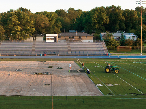 Xtreme Turf Makeover need